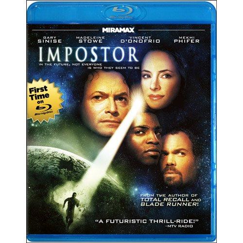 Impostor [Blu-ray]
