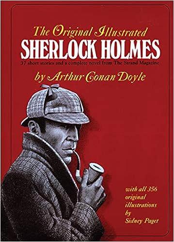 Image result for sherlock holmes books
