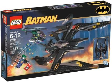 LEGO Batman - The Batwing: The Joker's Aerial Assault