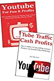 Video Marketing For Fun & Profits (2016): 2 Ways to Make Money via Youtube Marketing…Tube Traffic Method & Youtube Gaming Training Bundle