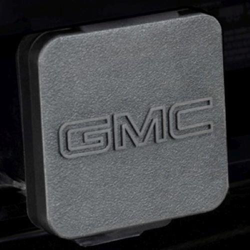 GM 23181345 Hitch Receiver Cover W/ GMC Logo Yukon Sierra XL Acadia