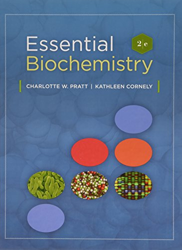 Essential Biochemistry (Wiley Plus Products)