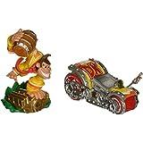 Activision Skylanders Superchargers NOA Dual Pack Donkey Kong-Barrell Blaster - Nintendo Wii U