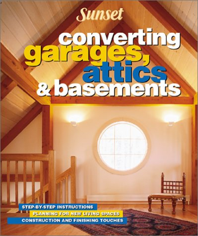 Download Converting Garages, Attics & Basements ebook