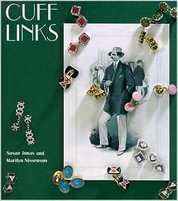 Book Cuff Links