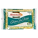 6X Manischewitz Gluten Free Wide Egg Noodles 340g