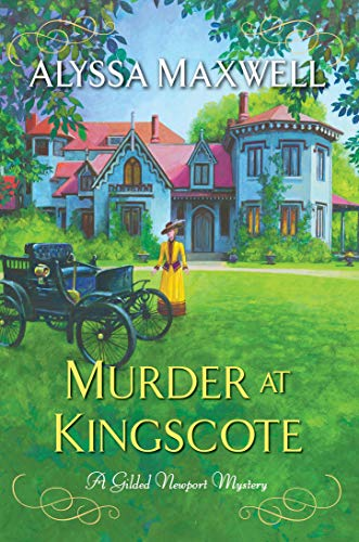 Book Cover: Murder at Kingscote