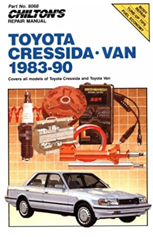 chilton s toyota cressida and van chilton s repair manual the rh amazon com Toyota Cressida Slammed 1989 Toyota Cressida