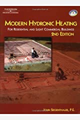 Modern Hydronic Heating: For Residential and Light Commercial Buildings Hardcover