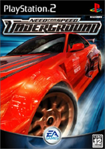 Need for Speed Underground [Japan Import] (Need For Speed Underground Ps2)