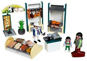 Playmobil Butcher Shop