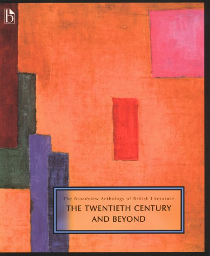 20 century british literature Notes: the roots of modern literature are in the  modern literature are in the late nineteenth century  a quarter of its population were under british.