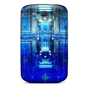 Hot Magnificent Hearst Castle Pool Tpu Case Cover Compatible With Galaxy S3