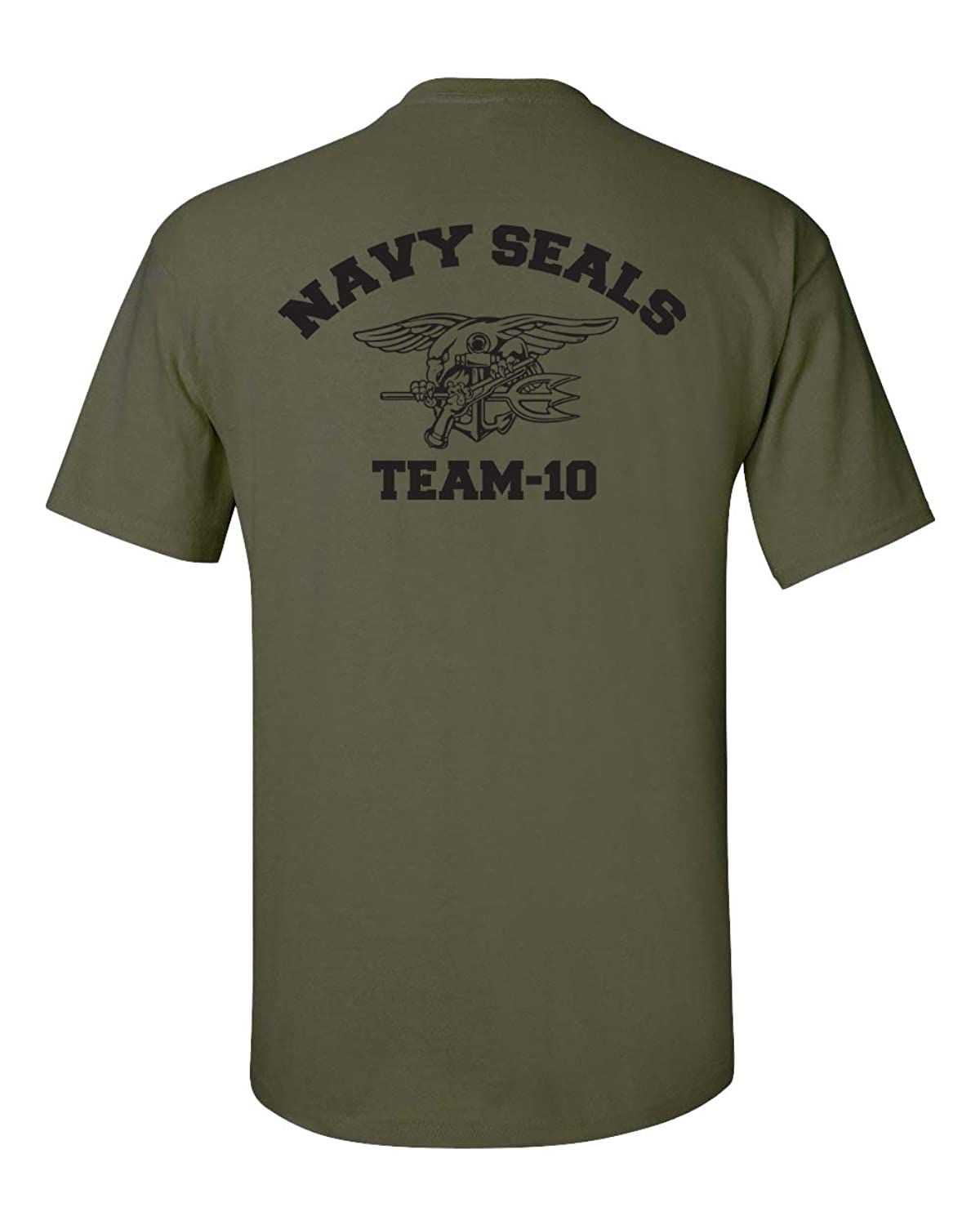Amazon.com  Rothco Navy Seal Team Logo T-Shirt  Sports   Outdoors 5968a3cf37f