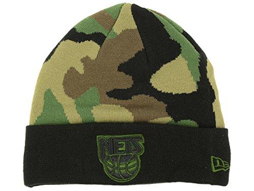 Brooklyn Nets Camouflage Caps 632e46b3ba6e