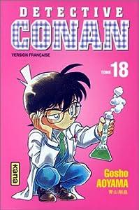 """Afficher """"Détective Conan. n° 18 Détective Conan"""""""