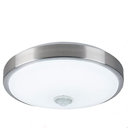 Afsemos motion sensor ceiling light 18w 13 inch body detector led afsemos motion sensor ceiling light 18w 13 inch body detectorled flush mount ceiling aloadofball Gallery