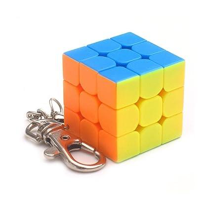Mini Pequeño Cubo Mágico 3x3x3 De Tercer Orden Cubo del ...