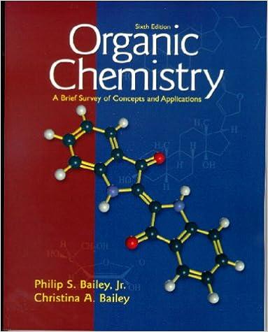 Amazon com: Organic Chemistry: A Brief Survey of Concepts