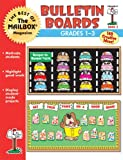 The Best of The Mailbox Bulletin Boards: Grades 1-3, Book 2