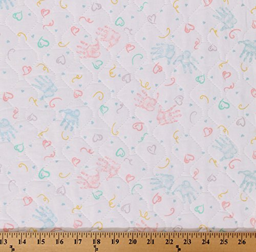 Quilted Nylon Fabric - 4