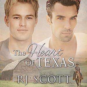 The Heart of Texas Hörbuch