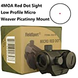 FieldSport-Micro-Red-Dot-Sight-Precision-Red-Dot-Only-No-Green