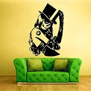 Amazon.com: Home Decor-Zombie Wall Art Zombie Wall Decals ...
