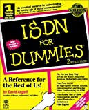 ISDN for Dummies, David Angell, 0764500643