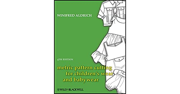 Metric pattern cutting for childrens wear and babywear ebook metric pattern cutting for childrens wear and babywear ebook winifred aldrich amazon loja kindle fandeluxe Images