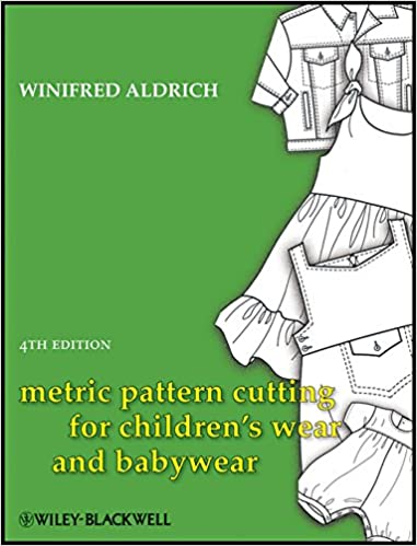 Metric pattern cutting for childrens wear and babywear kindle metric pattern cutting for childrens wear and babywear kindle edition by winifred aldrich arts photography kindle ebooks amazon fandeluxe Images