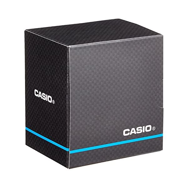 Casio Reloj Digital para Hombre de Cuarzo con Correa en plástico DW-291H-9AVEF 6