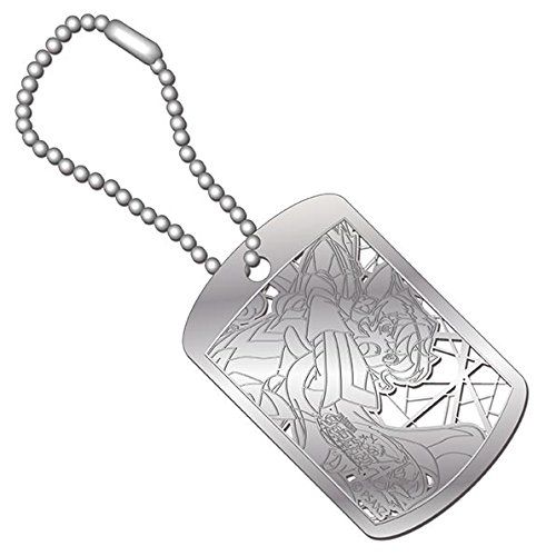 Senki senki shinfo AXZ Maria metal art dog tag by Easy Gy (ACG)