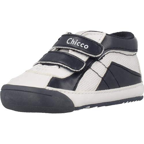 Zapatillas para niña, Color Azul, Marca CHICCO, Modelo Zapatillas para Niña CHICCO NEMIX Azul: Amazon.es: Zapatos y complementos