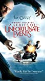 Lemony Snicket's A Series of Unfortunate Events [VHS]