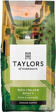 Taylors of Harrogate Italian Ground Coffee