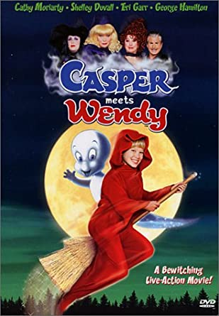 casper and wendy. casper meets wendy and s