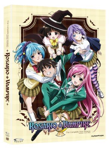 Rosario + Vampire: Season 1 ()