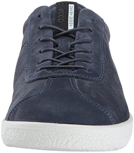 Basses Soft Men's Ecco Soft Sneakers Bleu Marine Ecco 1 Homme qYgaxwSnw