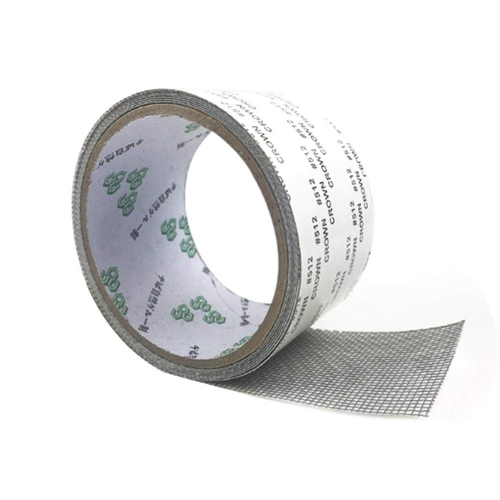 Youger Door Window Screen Repair Tape Extra Strong Self Adhesive & Waterproof Screen Repair Patch Tape (2¡ Á 80inch) Bountifulty