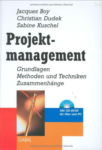 Projektmanagement, m. CD-ROM