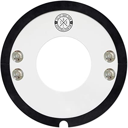 """Big Fat Snare Drum Snare-Bourine Donut 10/"""""""
