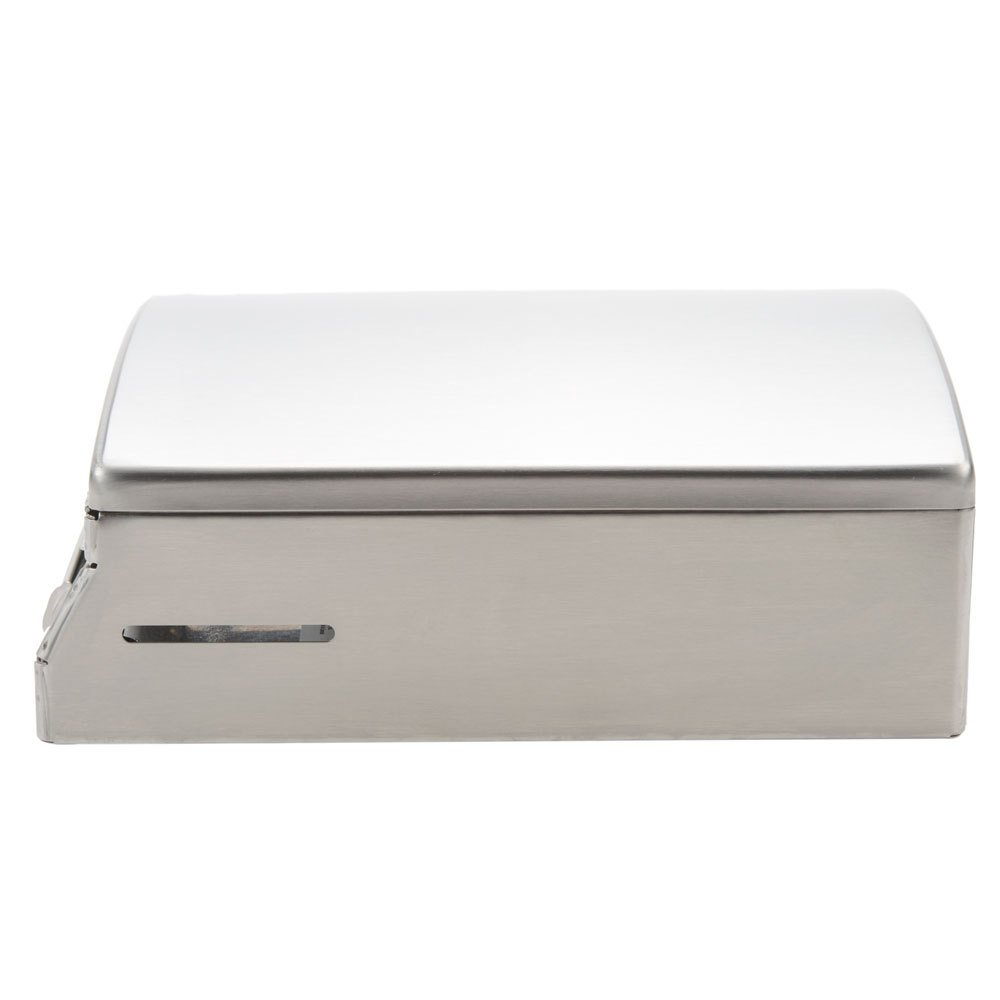 Bobrick B-4262 ConturaSeries C Fold or Multifold Surface-Mounted Paper Towel Dispenser with TowelMate by Bobrick