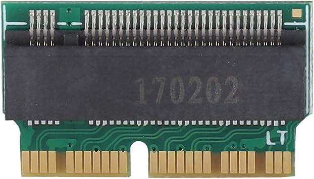 Zerone Tarjeta adaptadora de Disco Duro convertidor de SSD a ...