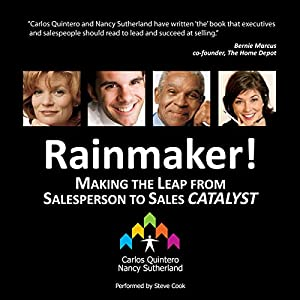 how to become a rainmaker audiobook