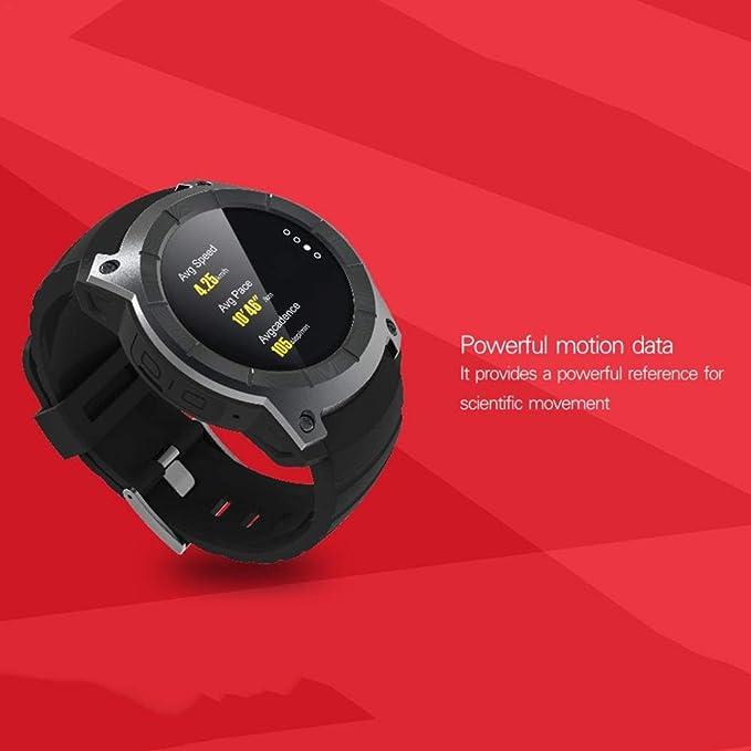 Reputedc S958 Smart Watch Sports Waterproof Heart Rate Monitor GPS ...