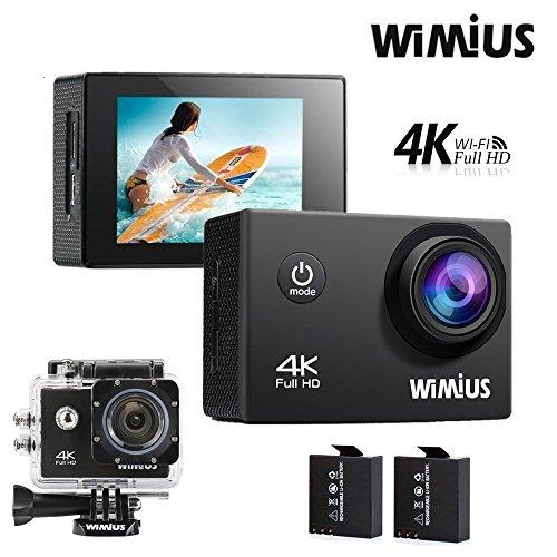 WIMIUS Waterproof 170%C2%B0Wide Batteries Accessories product image
