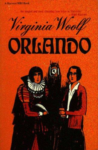Orlando Virginia Woolf Ebook