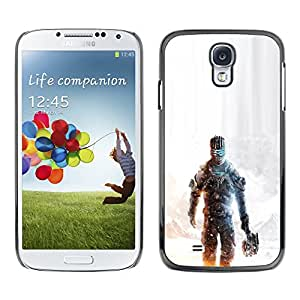 MOBMART Slim Sleek Hard Back Case Cover Armor Shell FOR Samsung Galaxy S4 - Dead Spac3