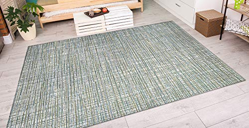 Couristan Cape Falmouth Indoor/Outdoor Area Rug, 3'11